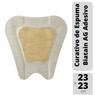 Curativo-Biatain-AG-Sacral-Adesivo-23x23cm-Coloplast-39641