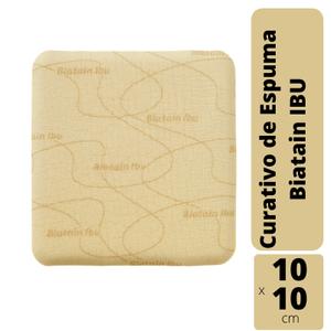 Curativo-Biatain-IBU-10X10cm-Coloplast-34110