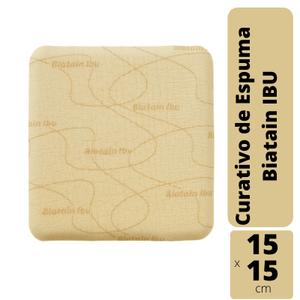 Curativo-Biatain-IBU-15X15cm-Coloplast-34115