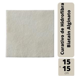 Curativo-Biatain-Alginato-15x15cm-Coloplast-3715