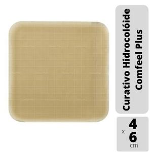 Curativo-Hidrocoloide-4x6cm-Comfeel-Plus-Coloplast-3146