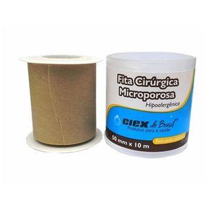fita-microporosa-ciex-bege-50x10