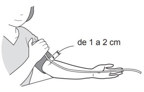 como usar medidor pressão 7122 omron