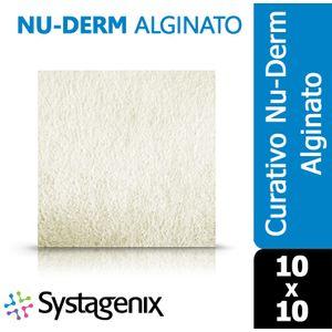 Curativo-Nu-Derm-Alginato-Systagenix-10x10