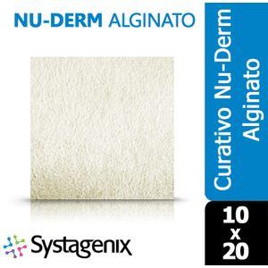 Curativo-Nu-Derm-Alginato-Systagenix-10x20