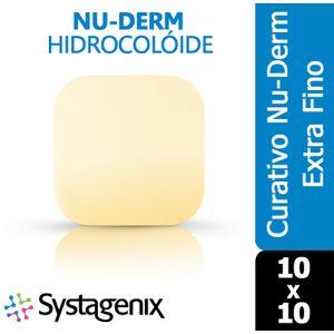 Curativo-Nu-Derm-Hidrocoloide-Systagenix-Extra-Fino-10x10