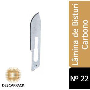 lamina-bisturi-descarpack-n22