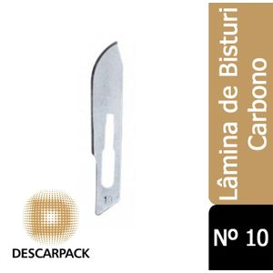 lamina-bisturi-descarpack-n10