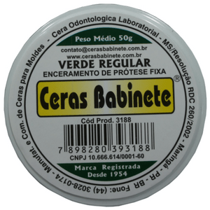 CERA-VERDE-REGULAR-50G-BABINETE